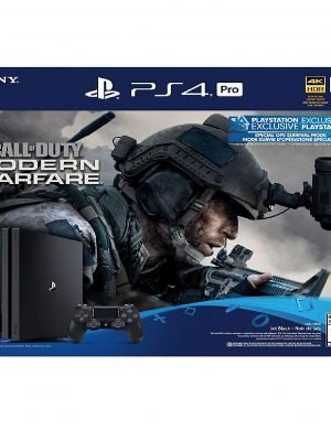 Playstation 4 Pro + Call of Duty Modern Warfare – Tecnokefren