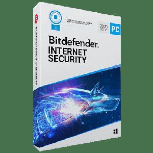 Bitdefender Internet Security 1 Usuario 1 año