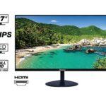 "MONITOR JANUS IPS 27"" HDMI, VGA, FULL HD"