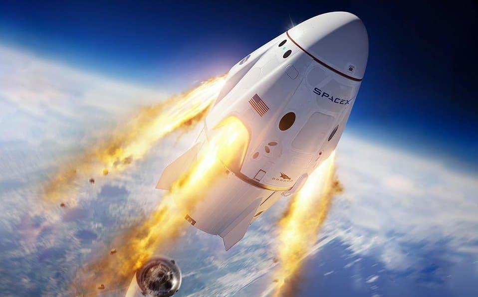 SpaceX lanzará su primera misión tripulada
