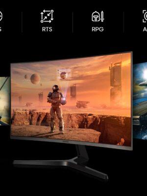 Monitor Samsung 27 144 Hz – Tecnokefren