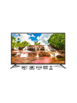 MONITOR – TV LED 50″ 4K, SMART, 3840 x 2160 UHD – Tecnokefren