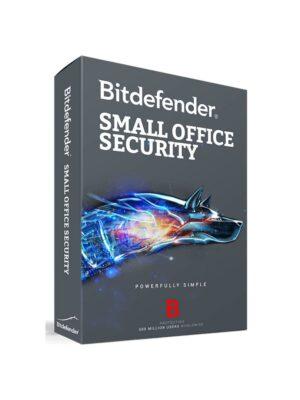 Bitdefender Small Office Security 10+1 1 año- Tecnokefren